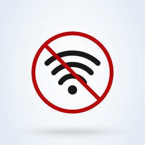 Don't have Wi-Fi in my house